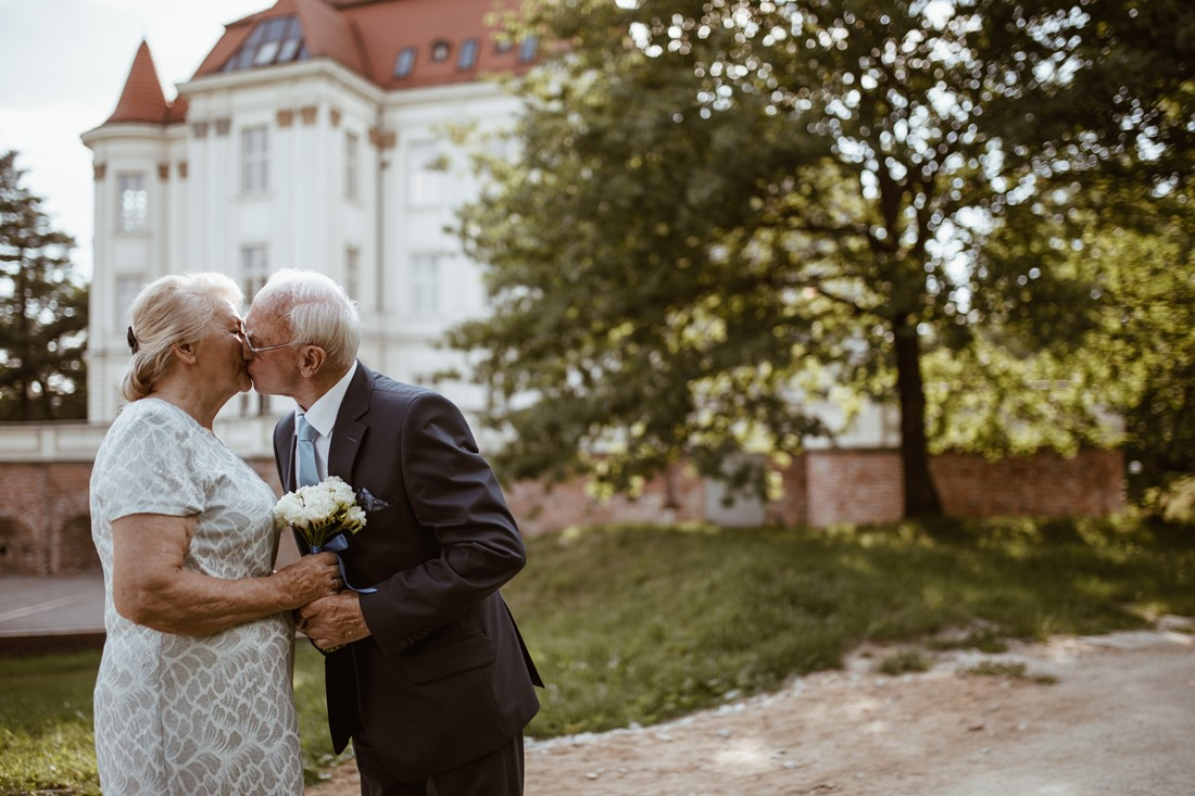 Ślub dziadków