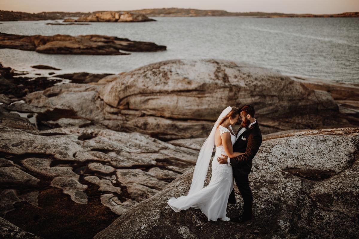 Zdjęcia ślubne Norwegia